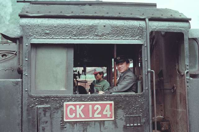 CK124の机关士达